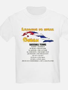 baseball terms T-Shirt