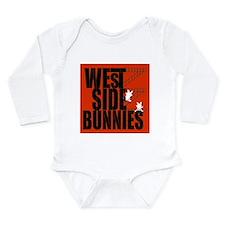 Unique West side story Long Sleeve Infant Bodysuit