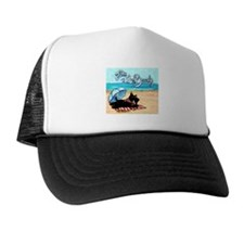 Scottie Beach Trucker Hat