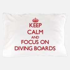 Cool Calm dive Pillow Case