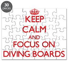 Cute Calm dive Puzzle