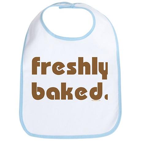 Freshly Baked. Bib