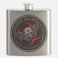 Zombie Squad 3 Ring Patch Revised.png Flask