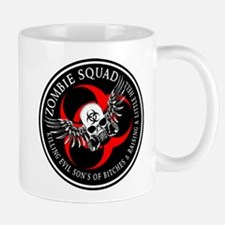 Zombie Squad 3 Ring Patch Revised.png Mugs