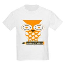 Learning is a Hoot T-Shirt