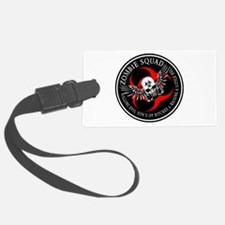 Zombie Squad 3 Ring Patch Revised.png Luggage Tag