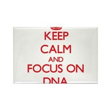 Keep Calm and focus on DNA Magnets