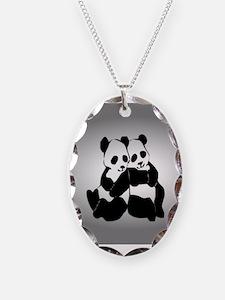 Cute Panda bear Necklace