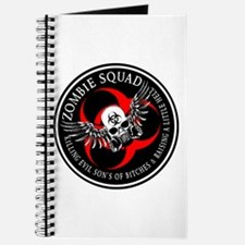 Zombie Squad 3 Ring Patch Revised.png Journal