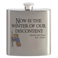Now is the Winter of Our Discontent Flask