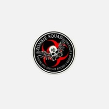 Zombie Squad 3 Ring Patch Revised.png Mini Button