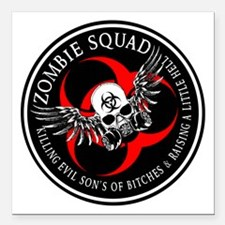 Zombie Squad 3 Ring Patch Revised.png Square Car M