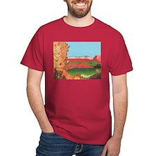 Ghost Ranch, NM  T-Shirt
