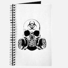 Biohazard Zombie Skull.png Journal
