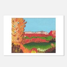 Ghost Ranch, NM  Postcards (Package of 8)