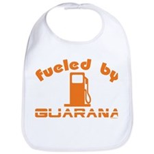 Fueled by Guarana Bib