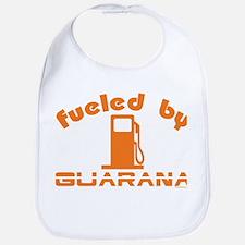 Fueled by Guarana Bib