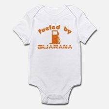 Fueled by Guarana Infant Bodysuit