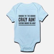 I'm the crazy aunt everyone warned you about Body