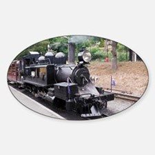 Puffing Billy Historic Steam Train Decal