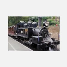 Puffing Billy Historic Steam Trai Rectangle Magnet