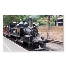 Puffing Billy Historic Steam T Decal