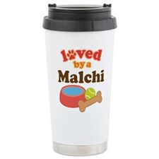 Malchi Dog Travel Mug