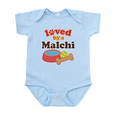 Malchi Dog Infant Bodysuit