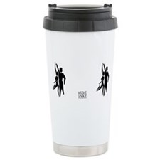 Unique Salsa Travel Mug
