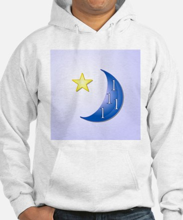 Once in a Blue Moon with Yellow Hoodie
