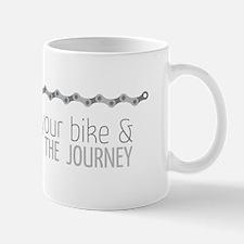 ride your bike & enjoy the journey Mugs
