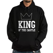 King of the castle Hoodie