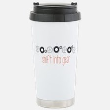 Shift into Gear Travel Mug