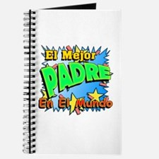El Mejor Padre Journal