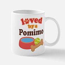 Pomimo dog Mug