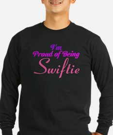 Im Proud of Being Swiftie Long Sleeve T-Shirt