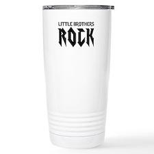 Little brothers rock Travel Mug