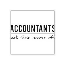 Accountants work assets off Sticker