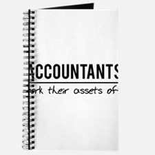 Accountants work assets off Journal