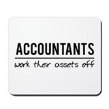Accountant Classic Mousepad