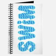 Wavy Swim Journal