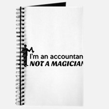 Accountant not magician Journal