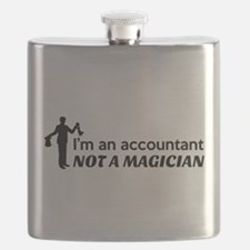 Accountant not magician Flask