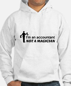 Accountant not magician Hoodie