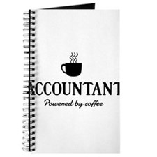 Accountant powered coffee Journal