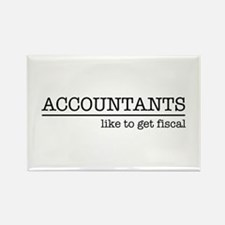Accountants like to get fiscal Magnets