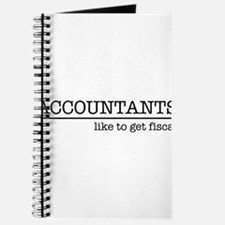 Accountants like to get fiscal Journal