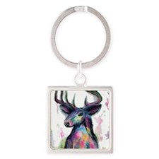 Stagalicilious Square Keychain