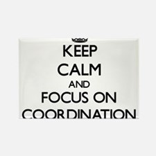 Keep Calm and focus on Coordination Magnets