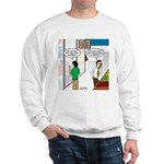 Men Shopping Sweatshirt